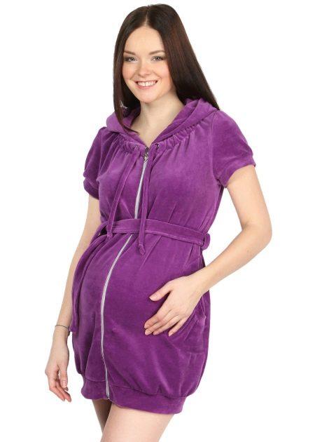 Халат в роддом 43 фото: халат и сорочка для беременных, какой лучше взять в роддом