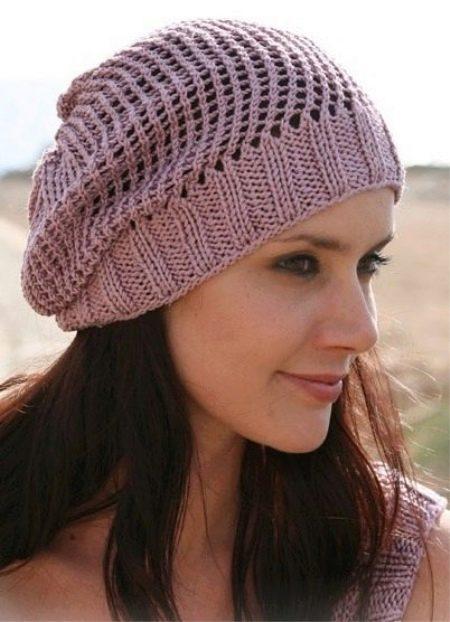 узоры для шапок 76 фото плетенка жемчужный узор соты и рис