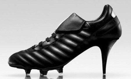 206603a3 Кроссовки на каблуке (56 фото): женские модели, как называются