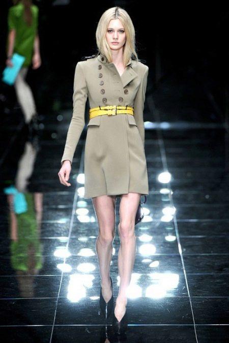 Стиль Милитари в женской одежде (126 фото): как создать военный образ для женщины и для девушки, модные тенденции