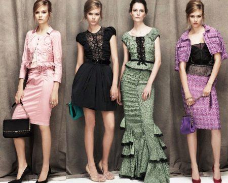... воздушных рюшей и тончайшего кружева делает одежду в прованском стиле  идеальной для мечтательных, нежных девушек, утонченных и чувствительных  натур. 55eb7fa424f