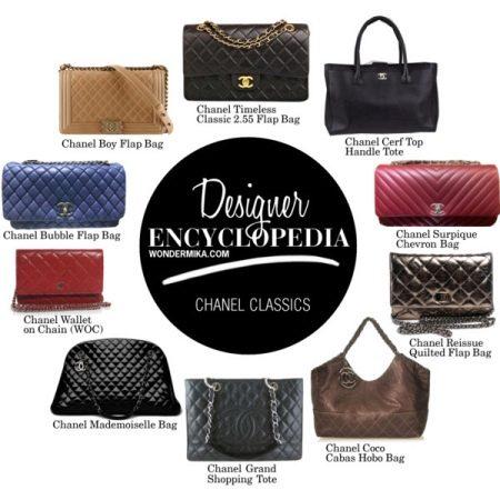 Если у вас есть возможность купить лишь одну дорогую сумку, выбирайте Chanel.  Она подходит практически под любой стиль одежды и уместна в любой ситуации. cd1a81e224b