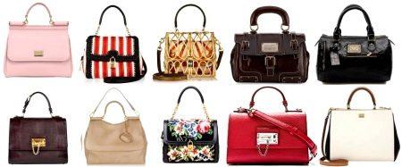 3266a5b87a92 Декор и фурнитура. Элегантные женские сумочки от известного итальянского ...