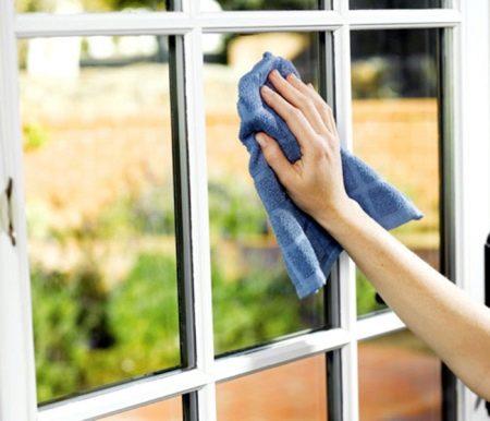 Как помыть окна без разводов в домашних условиях 304