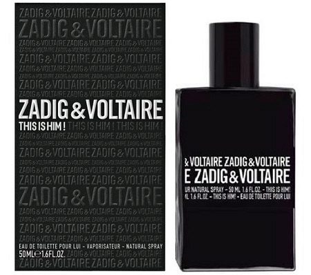 Zadig Voltaire духи женские летуаль