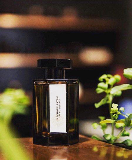 гелиотроп в парфюмерии чем пахнет