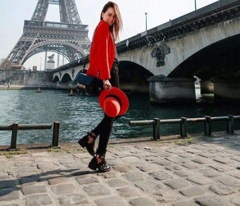 Женский пиджак и джинсы (71 фото) - Just clothes | 413x480