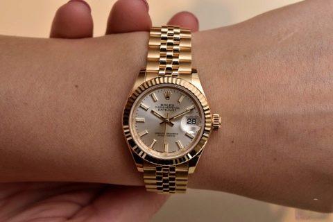 Ролекс стоимость женских часов ломбард часы золото
