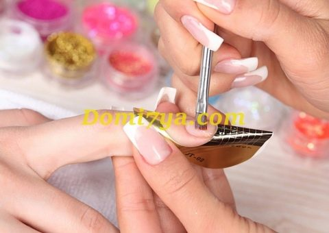сколько времени занимает коррекция ногтей