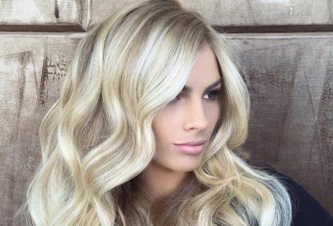 Блонд балаяж что это