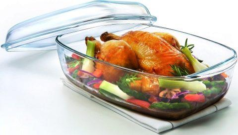Как выбрать идеальное термостойкое блюдо