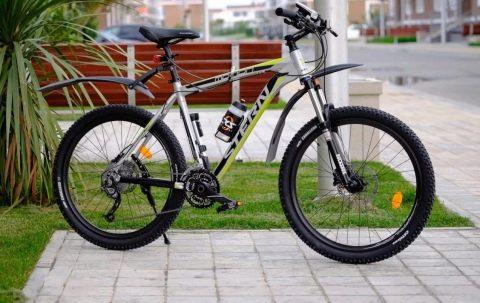 Горный велосипед - особенности и преимущества
