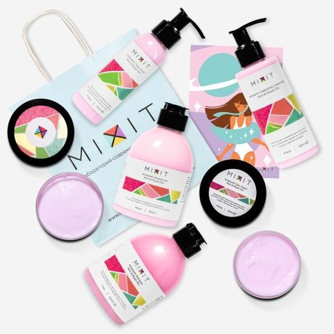 Купить косметику mixit в интернет магазине today туалетная вода мужские