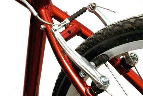 Тормоза на велосипед: какие лучше выбрать: дисковые или ободные? Виды  велосипедных тормозов - передние и задние, клещевые и ручные