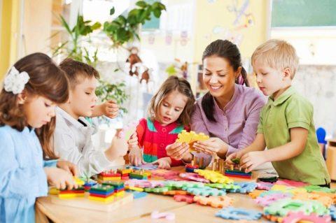 Требования к профессии воспитатель детского сада