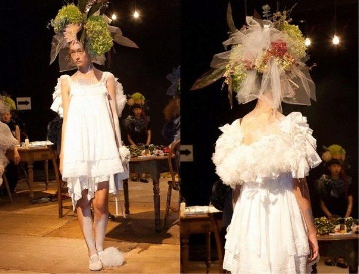 Ужасное свадебное платье от Fur-Fur