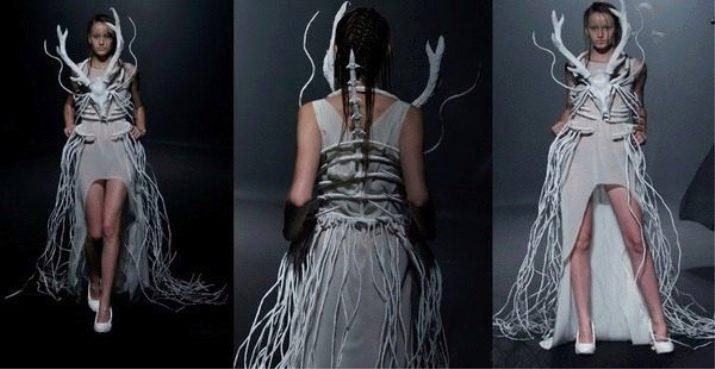 Ужасное свадебное платье от Кристиан Дада