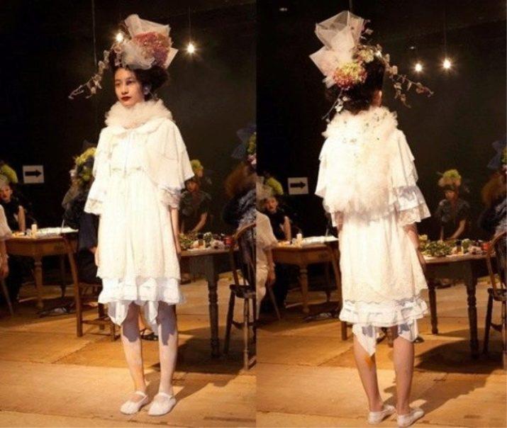 Страшное свадебное платье от Fur-Fur