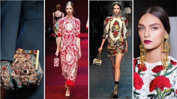 9110b41f30581a Если речь заходит о русском стиле в одежде, то это, прежде всего, буйство  ярких красок и орнаментов, роскошная меховая отделка, длинные сарафаны и  многие ...