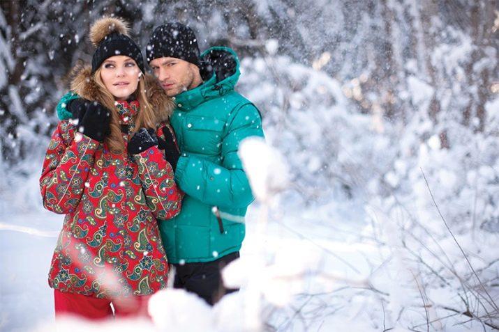 Что нового в зимней верхней одежды