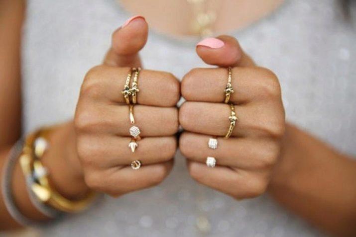 Кольцо на большой палец своими руками 12