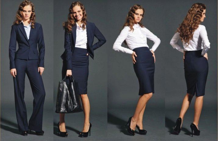 dadf205db26af93 ... предназначенными для разных представительниц прекрасного пола. Что  представляет собой офисный стиль в одежде, каковы его отличия и модные  тенденции?