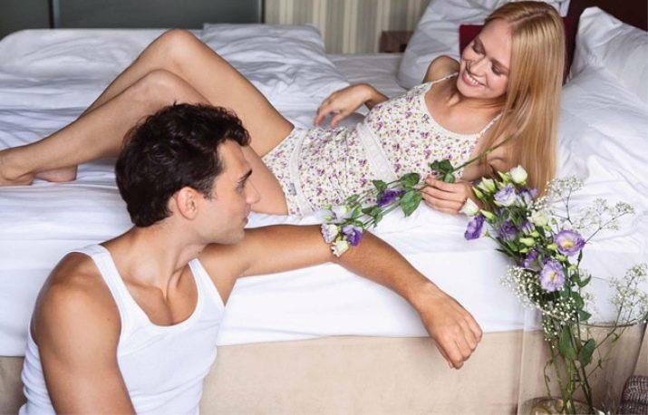 Картинки по запросу мужчина и женщина в нижнем белье