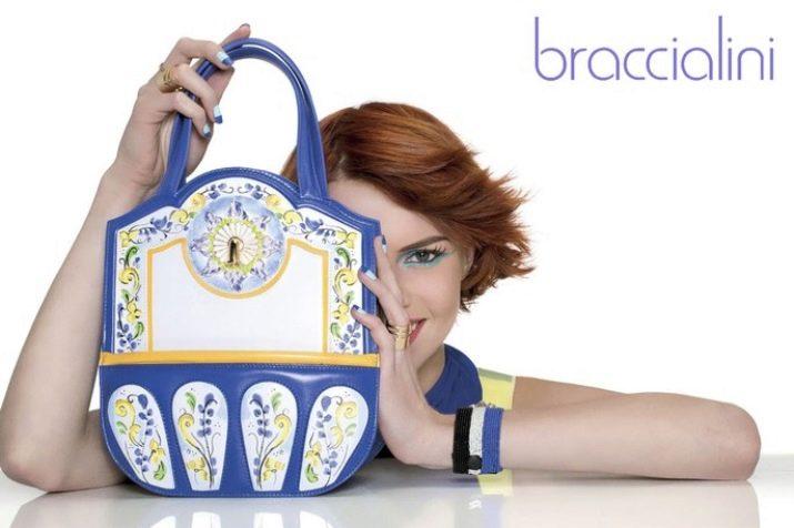 d84ebd5bb854 ... правильно подобранной сумки и лучше, чтобы этот экземпляр был в  единственном числе. С этой задачей прекрасно справляется итальянская фирма  Braccialini.
