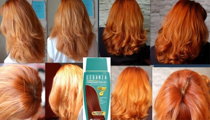 Тонировка волос вред и польза