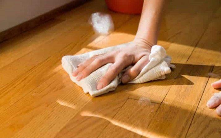 Чем отмыть очень грязные полы