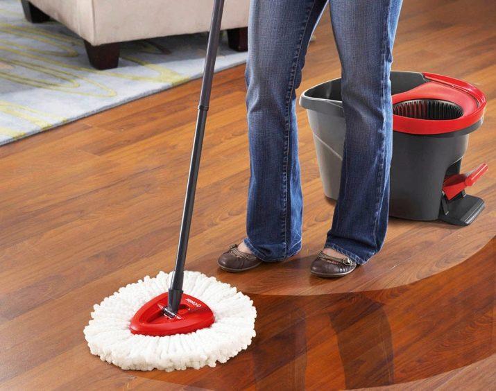 Чем можно мыть полы дома