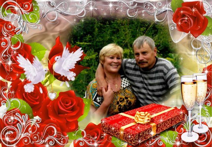 С днем свадьбы поздравления 37 лет