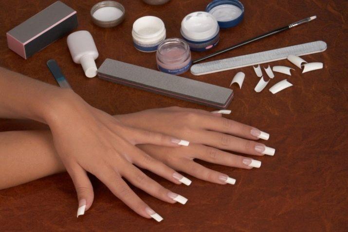 Наращивание ногтей на типсы: пошаговая инструкция для начинающих