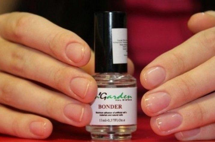 Bonder для ногтей что это