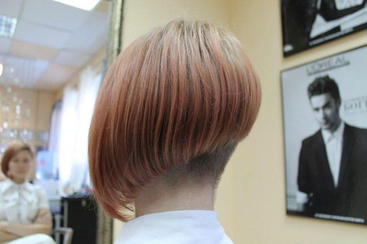 Короткие ассиметричные стрижки с фото и косые короткие стрижки с ассиметричной челкой