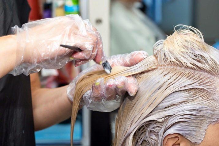 Какой краской покрасить темные волосы