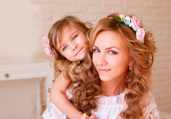 Картинки мама и дочки красивые, открытки анимации днем