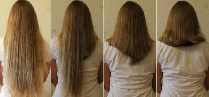как я отрастила волосы за год фото виконані різному