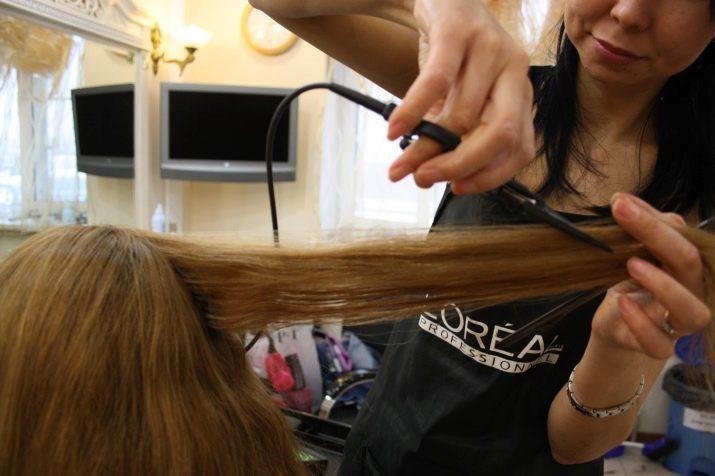 Цвет для волнистых волос