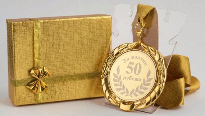 Поздравления с золотым юбилеем мужчине