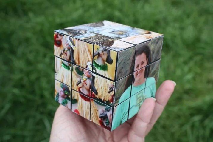 кубик с фотографиями своими руками признался, что очень