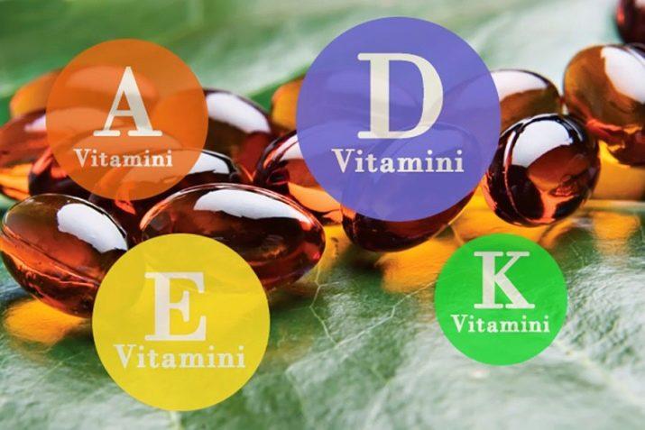 жирорастворимые витамины картинка слезы