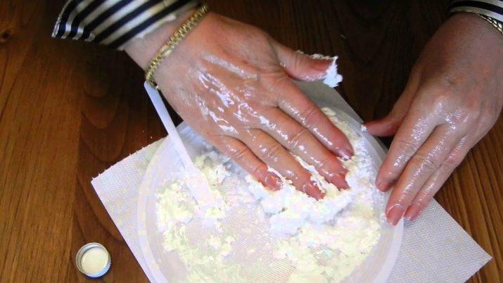 Холодный фарфор рецепт приготовления