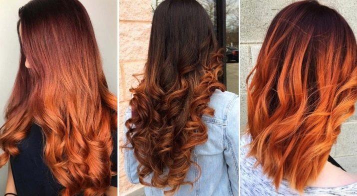 Можно ли рыжие волосы покрасить в русые волосы