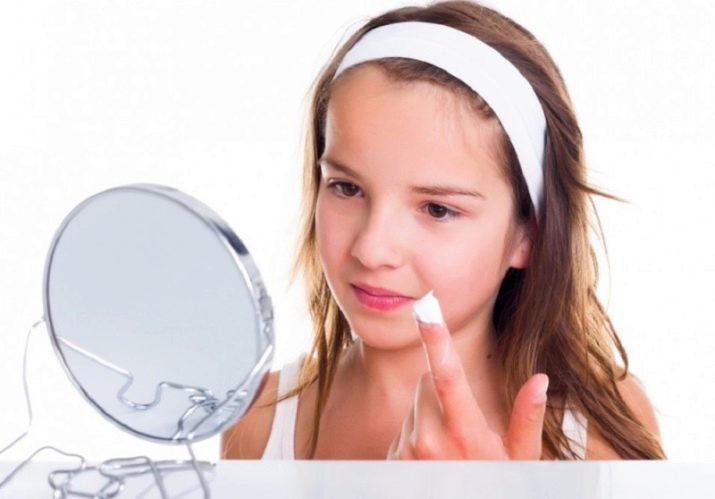 Средства для ухода за кожей для девочек 13 лет