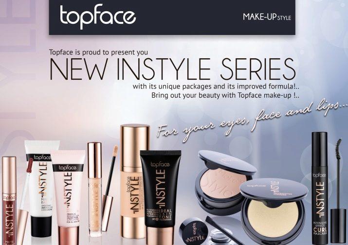 Косметика Topface&Malva: о производителе, советы по выбору
