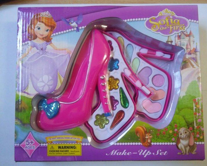 Купить детскую косметику в чемоданчике в челябинске саквояж для косметики купить