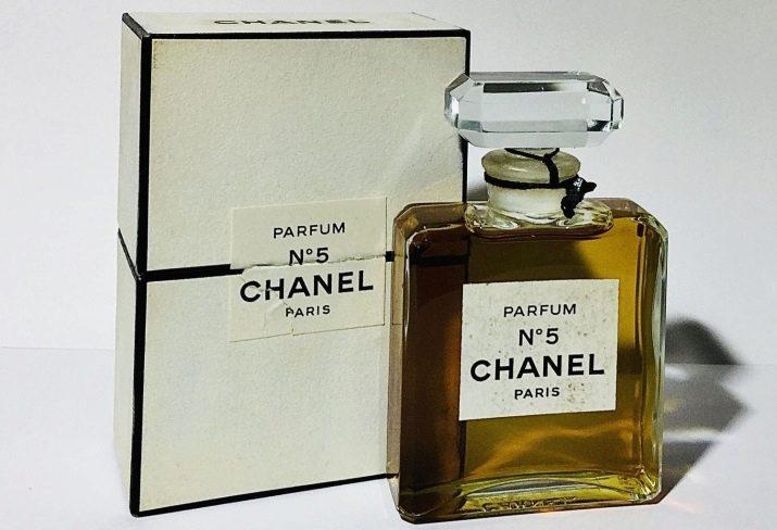 парфюм 80 х годов